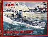 ICM Models 1/144 U-Boat Type IIB 1943
