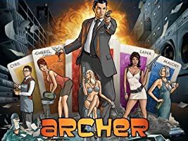 Archer Season 1 [HD]