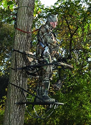 "Big Game Treestands ""The Cobalt"" Fixed Position Treestand"