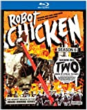 Robot Chicken: Season 6 [Blu-ray]