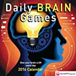Daily Brain Games 2016 Day-to-Day Cal...