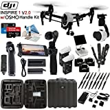 DJl-lnspire-1-V20-with-OSMO-Handle-Kit-eDigitalUSA-Pro-Kit-Includes-Spare-TB47B-Battery-4-Piece-Filter-Kit-SanDisk-64GB-Extreme-Pro-MicroSD-Card-and-more