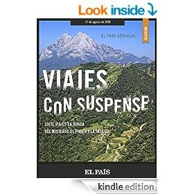 Viajes con suspense (Spanish Edition)