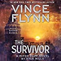 The Survivor Audiobook by Vince Flynn, Kyle Mills Narrated by George Guidall