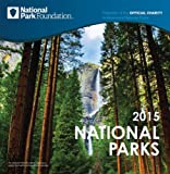 img - for 2015 National Parks Foundation Wall Calendar book / textbook / text book