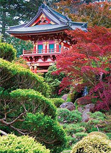 Japanese Tea Garden 500 Piece Puzzle
