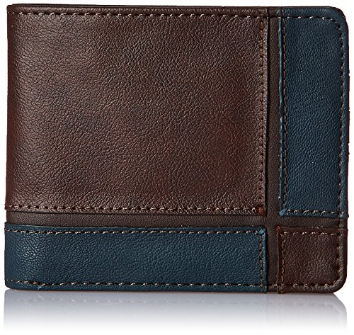 Baggit Dark Brown Men's Wallet (2177920537768)