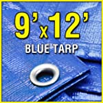 Grizzly Tarps GTRP912 9-feet by 12-fe...