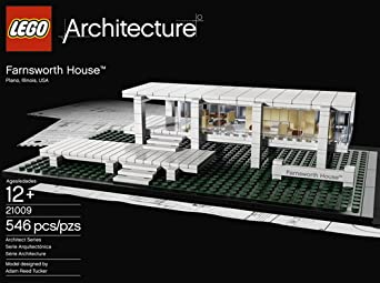 LEGO Architecture Farnsworth House 21009 $34.97