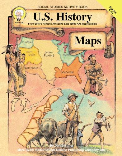U.S. History Maps, Don Blattner