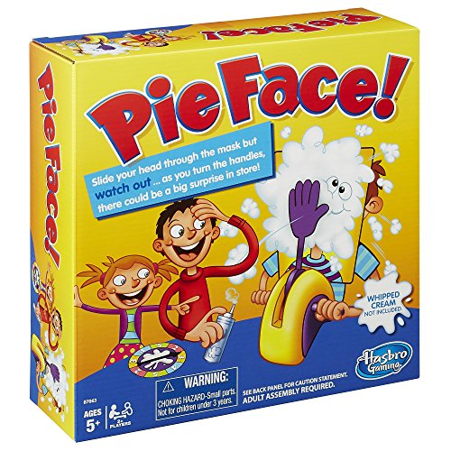 Pie Face Game JungleDealsBlog.com