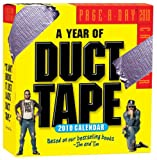 A Year of Duct Tape Page-A-Day Calendar 2010