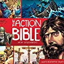The Action Bible New Testament: God's Redemptive Story Audiobook by David C. Cook, Doug Mauss (editor) Narrated by Todd Busteed
