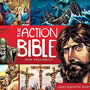 The Action Bible New Testament Audiobook
