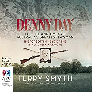 Denny Day Audiobook
