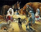 White Mountain Puzzles O Night Divine - ...