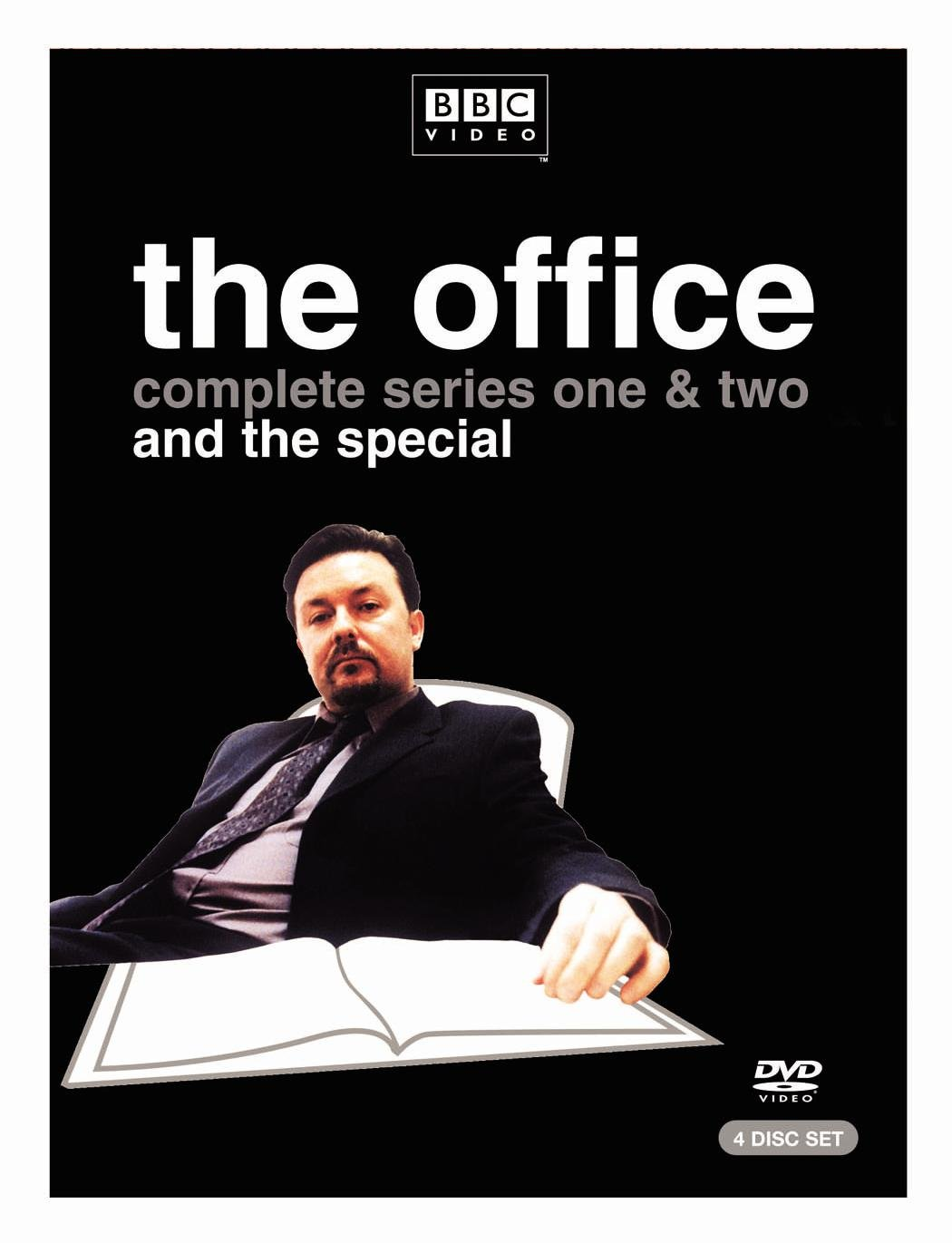 The Office: Series 1, 2, & The Special - Balthazar's List