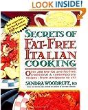 Secrets of Fat-free Italian Cooking (Secrets of Fat-free Cooking)