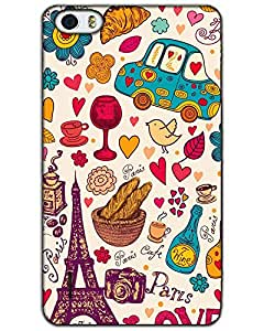 Huawei Honor 6 Back Cover Designer Hard Case Printed Cover