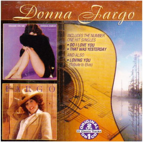 Donna Fargo - Shame On Me - Zortam Music