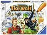 Toy - Ravensburger 00513 - tiptoi Spiel Abenteuer Tierwelt