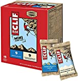 Clif Bar Mini Nutrition Bar, Chocolate Chip/White Chocolate Macadamia Nut, 1.0 oz. Bars,  (Pack of 18)