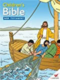 Children's Bible Comic Book New Testament