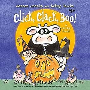 Click, Clack, Boo! Audiobook