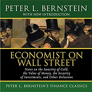 Economist on Wall Street Audiobook