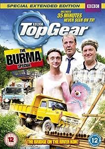 Top Gear - The Burma Special Director's Cut [UK Import]