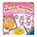 Ravensburger - 29992 - Loisir Cr�atif - Midi Mandala 2 en 1 Hello Kitty