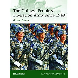 The Chinese People's Liberation Army since 1949: Ground Forces (Elite) [Paperback]