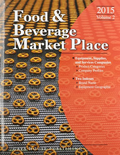 Food & Beverage Market Place 2015 (Food and Beverage Market Place)