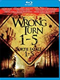 Wrong Turn 1-5 (Bilingual) [Blu-ray]
