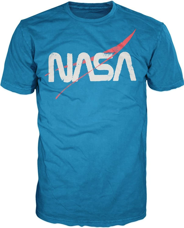 Amazoncom NASA Never a Straight Answer Tshirt Clothing