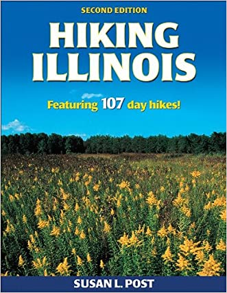 Hiking Illinois - 2nd Edition