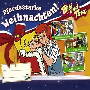 Bibi und Tina - Weihnachtsbox Hörspiel