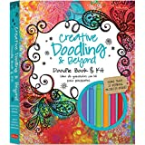 Creative Doodling & Beyond Doodle Book & Kit: More than 20 inspiring prompts and projects for turning simple doodles into beautiful works of art (Creative...and Beyond)