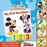 Disney Tabbed Board Numbers (Micky Mouse Club Tabbed Book)