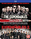 The Expendables / The Expendables 2 [Blu-ray] [DVD]