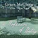 Professor of Poetry Audiobook by Grace McCleen Narrated by Gemma Whelan