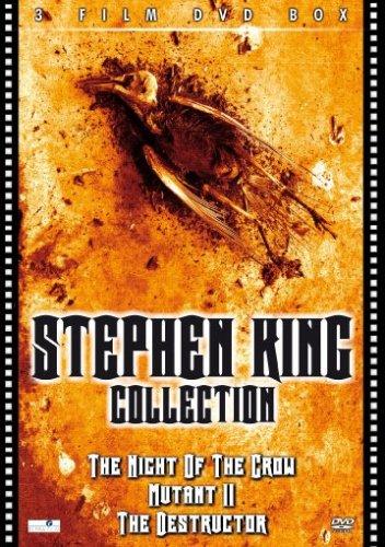 Stephen King Collection ( 3 Filme auf einer DVD )