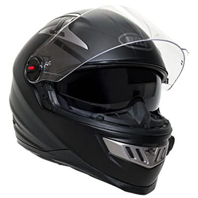 BILT Techno Bluetooth Full-Face Motorcycle Helmet