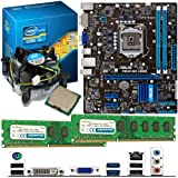 INTEL Core i3 3220 3.3Ghz, ASUS P8H61-MX USB3 & 16GB 1600Mhz DDR3 RAM Bundle