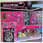Monster High - MEGA STICKERS SET - PL...