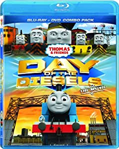 Thomas & Friends: Day of the Diesels (Blu-ray/DVD Combo)