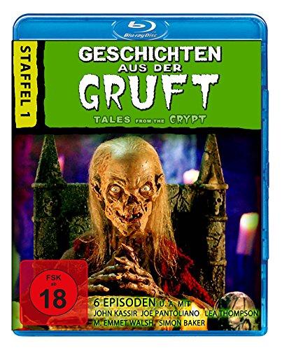 Geschichten aus der Gruft - Staffel 1 [Blu-ray]