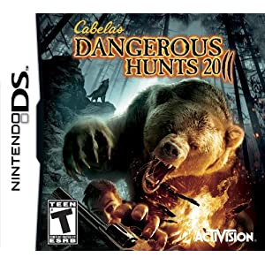 Cabela's Dangerous Hunts 2011 - Nintendo DS