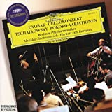 Mstislav Rostropovich Dvorák: Cello Concerto / Tchaikovsky: Variations on a Rococo Theme