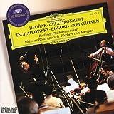 Dvor�k: Cello Concerto - Tchaikovsky: Variations on a Rococo Themeby Mstislav Rostropovich